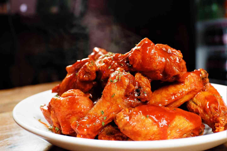 (10) Chicken Wings