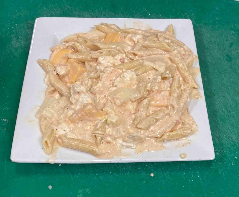 Four Cheese Mostaccioli