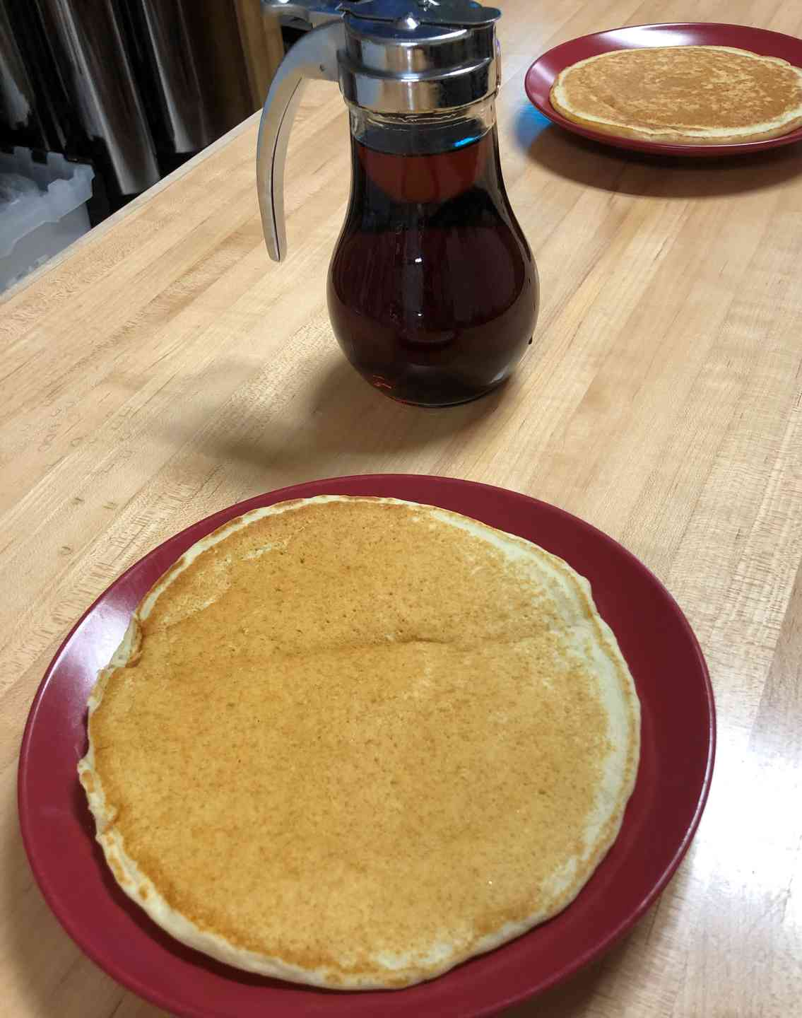 Single Pancake