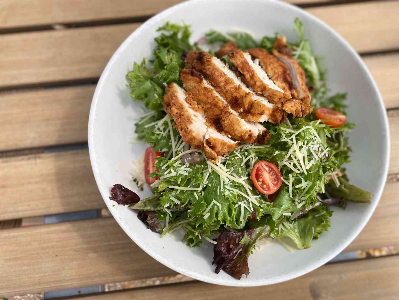 Pubmain Chicken Salad
