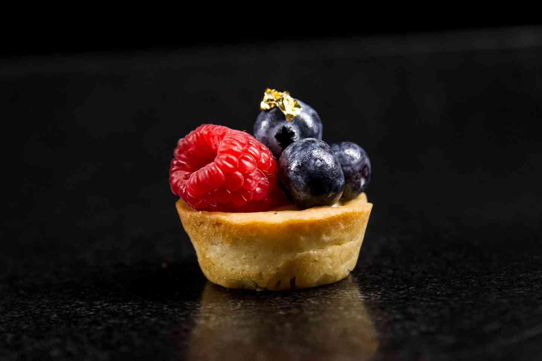 Fresh Berry Fruit Tart