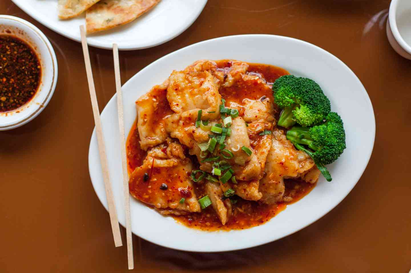 Fish in Chili Oil