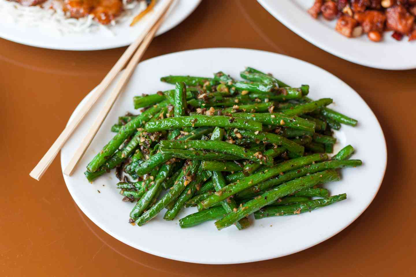 Dry Fried String Bean