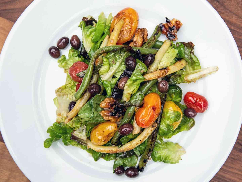 V- Grilled Vegetable