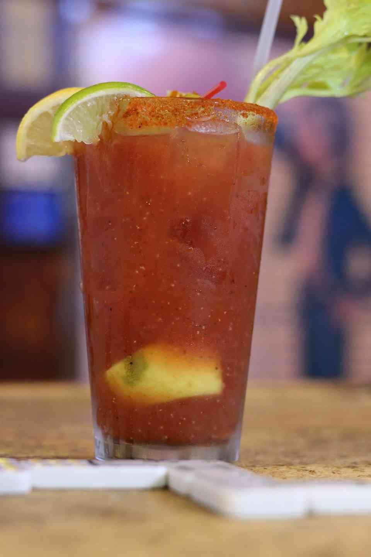 Bloody Mary / Caesar