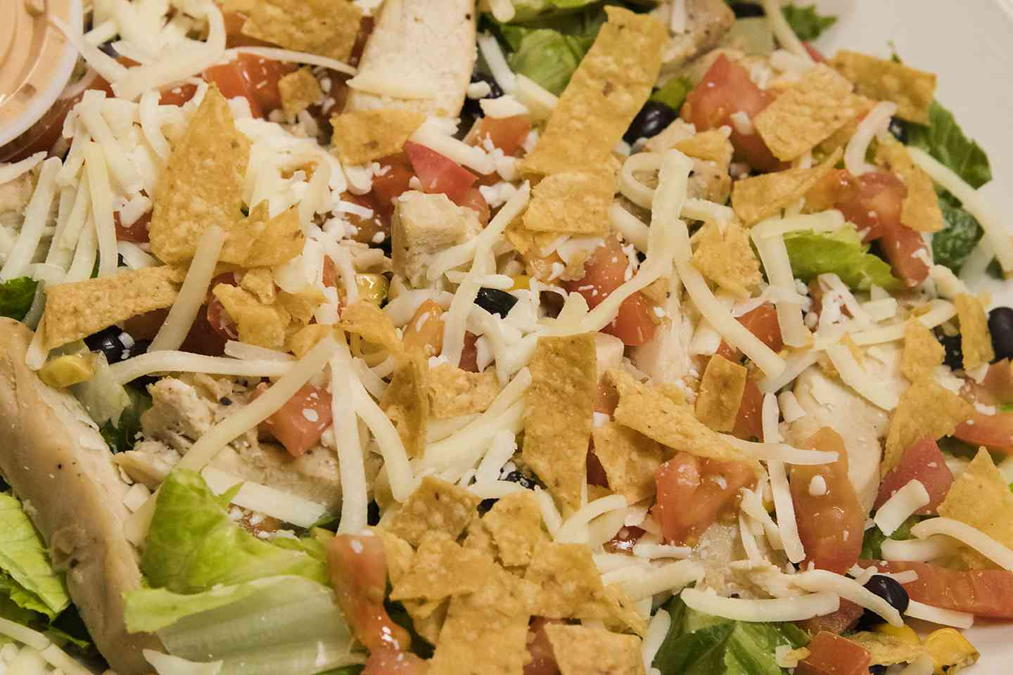 Southwest Chicken Taco Salad