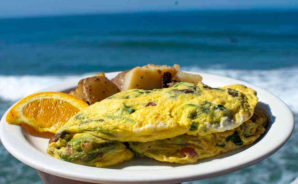 Mexican Omelet