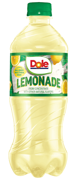 Dole Lemonade (20 oz Bottle)