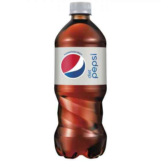 Diet Pepsi (20 oz Bottle)