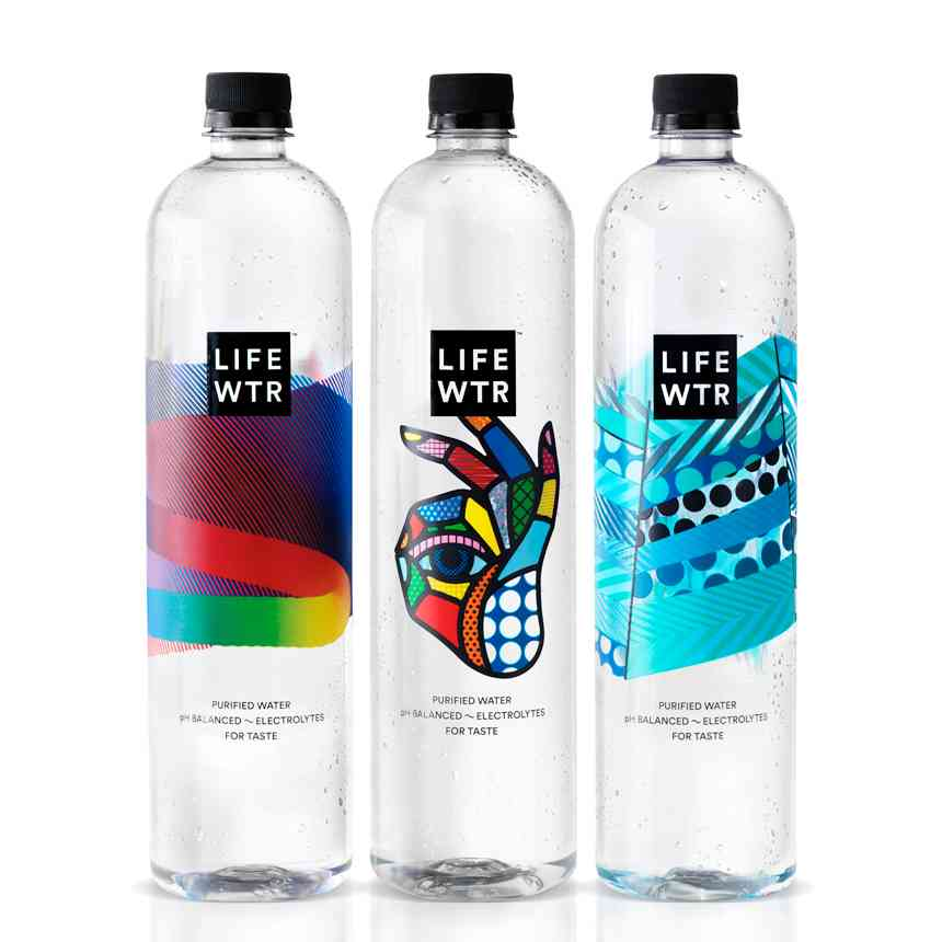 LIFEWTR (20 oz Bottle)