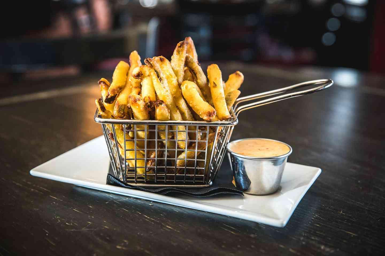 Pickle Fries