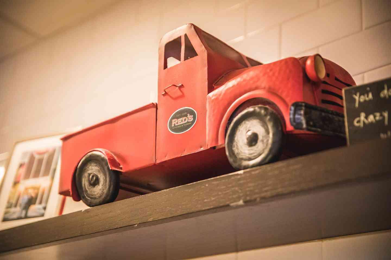 truck decor