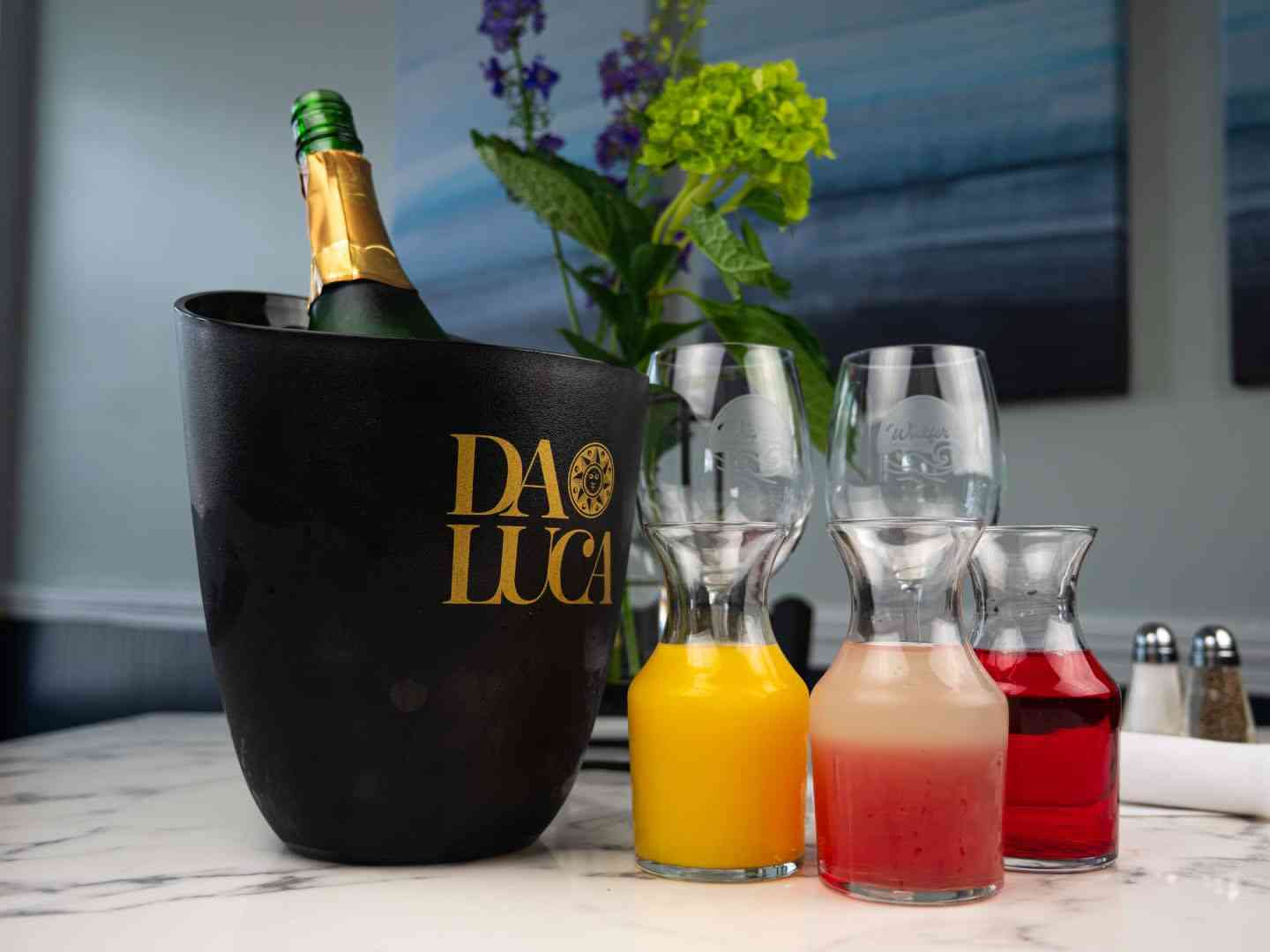 Pour Your Own Mimosa