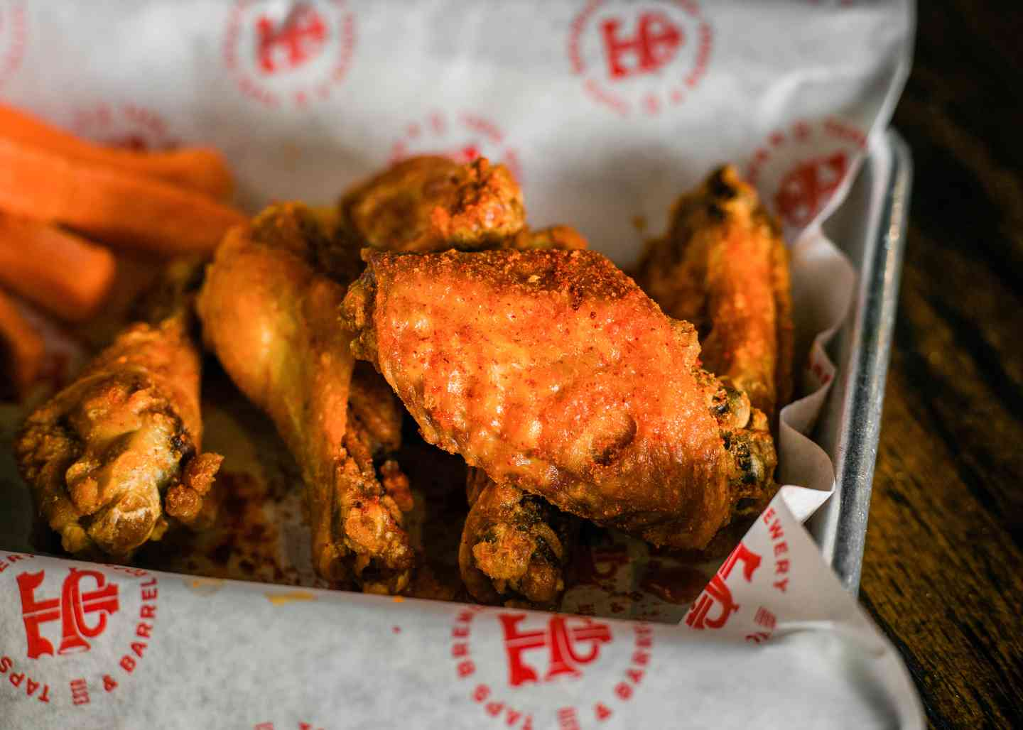 tennessee hot wings