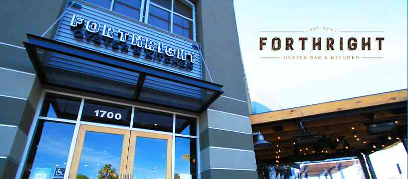 Forthright in Campbell Full Service Dining