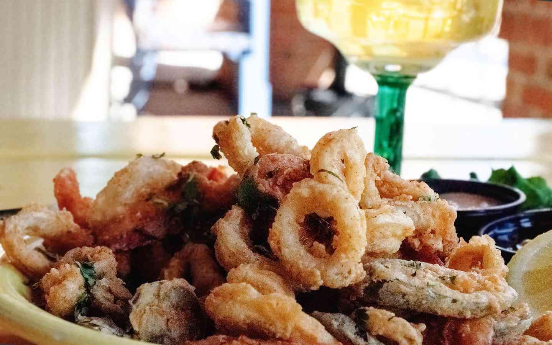 Calamari De La Casa