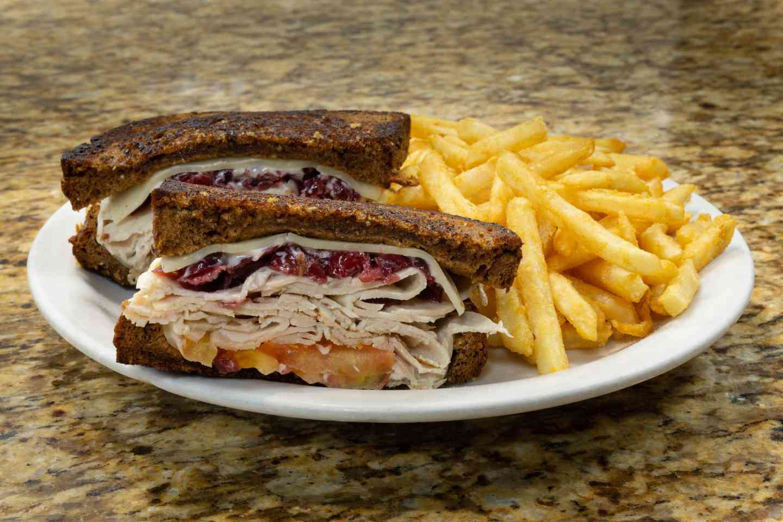 State St. Turkey Sandwich