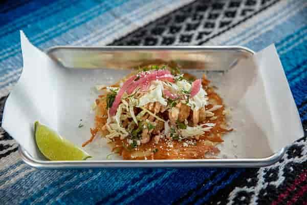 Calamari Taco