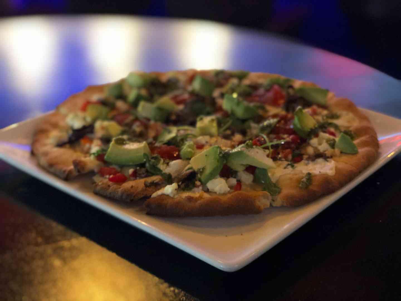 Veggie Tab Pizza (V)