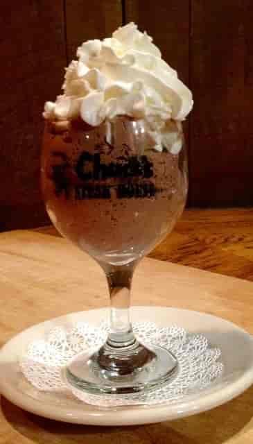 Kahlua Chocolate Mousse