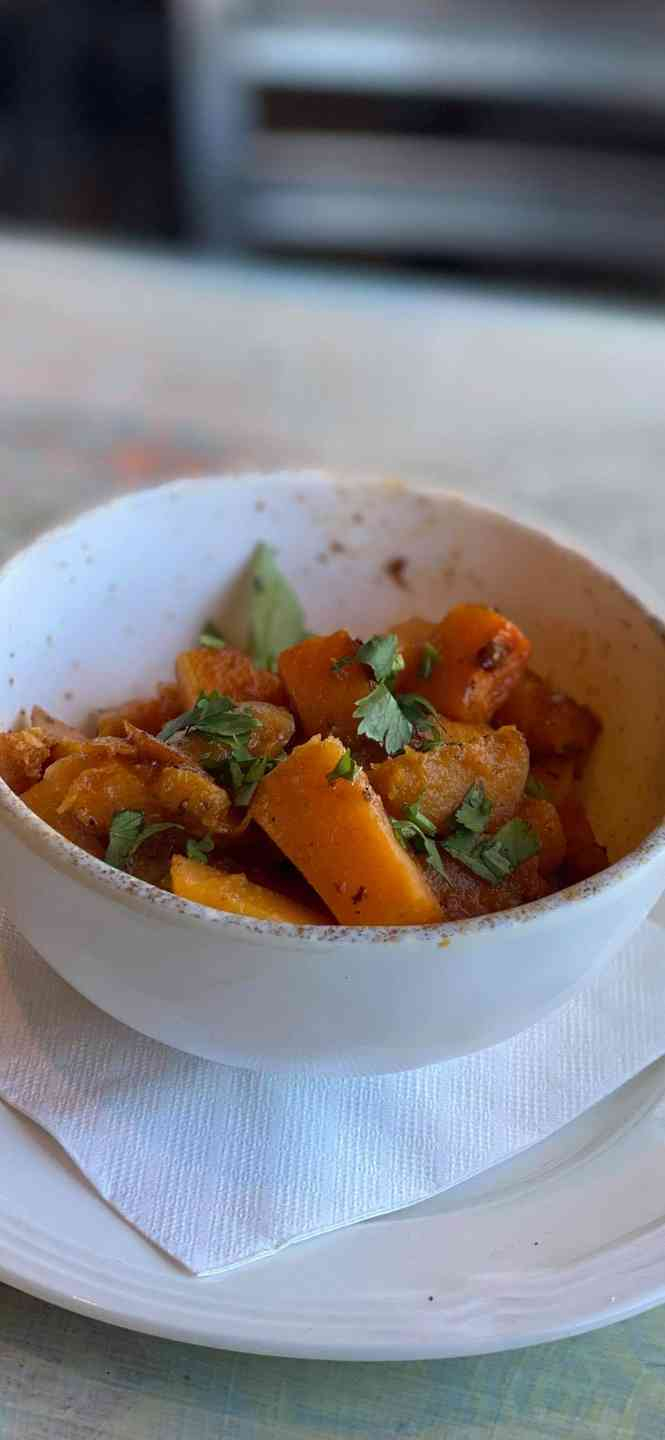 Roasted Chipotle Butternut Squash