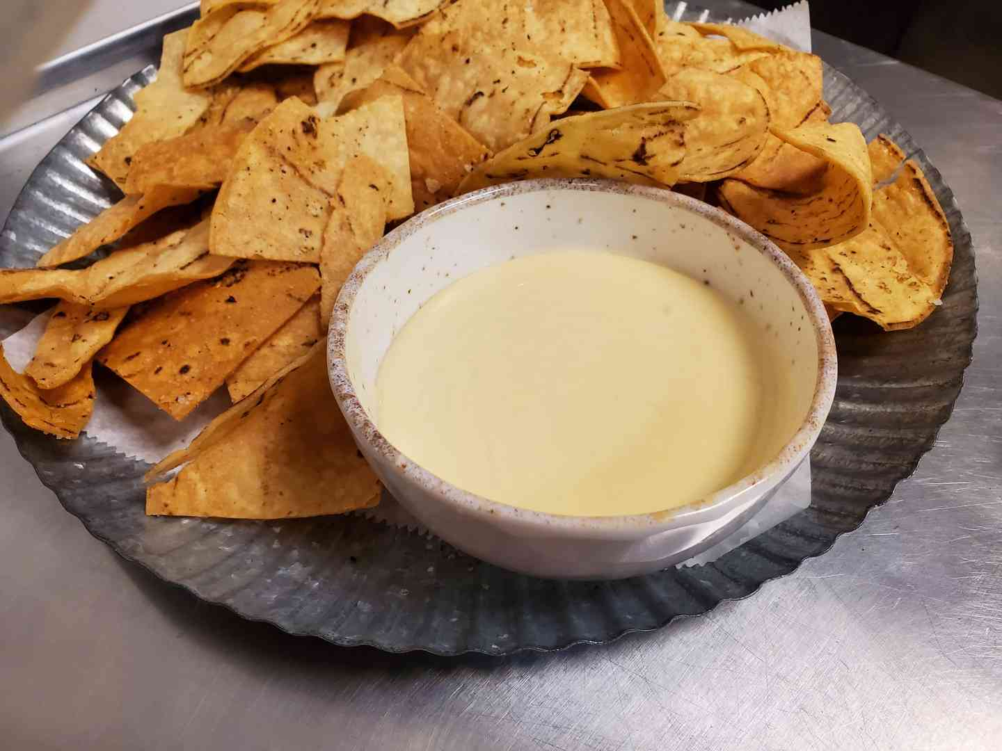 Queso with Chips or Fresh Tortillas