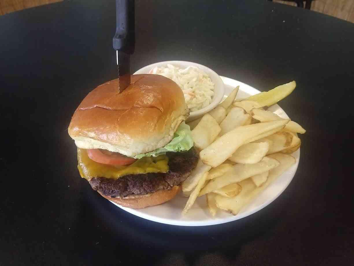 Crescent Beach Burger