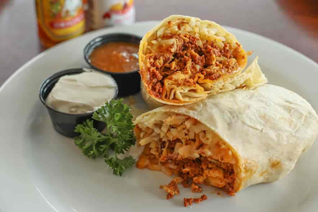Chorizo Burrito