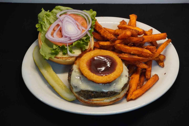 Caboose Burger