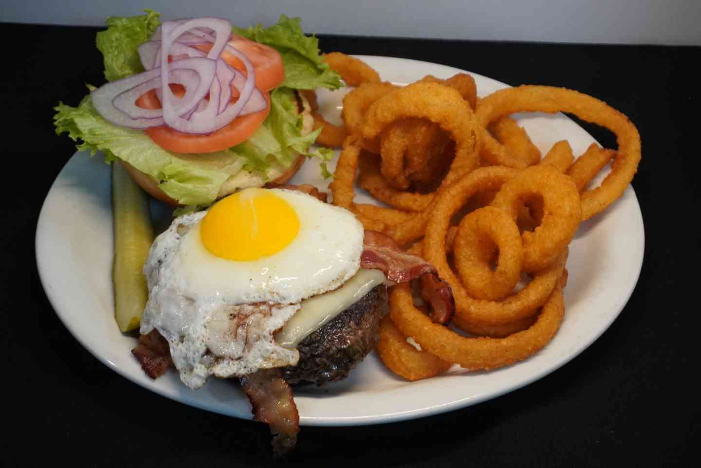 D & H Burger