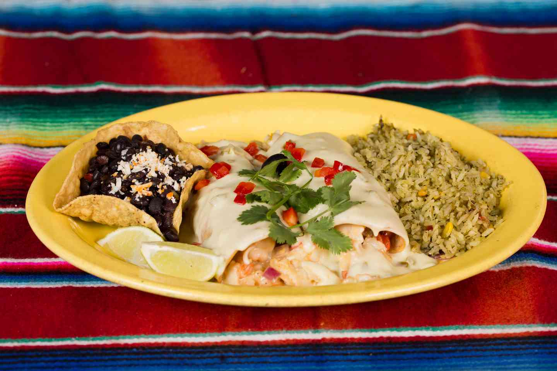 Enchiladas del Mar
