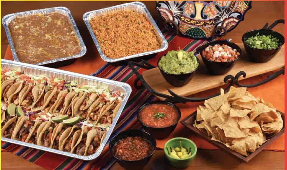 Fiesta Express Street Taco Meal