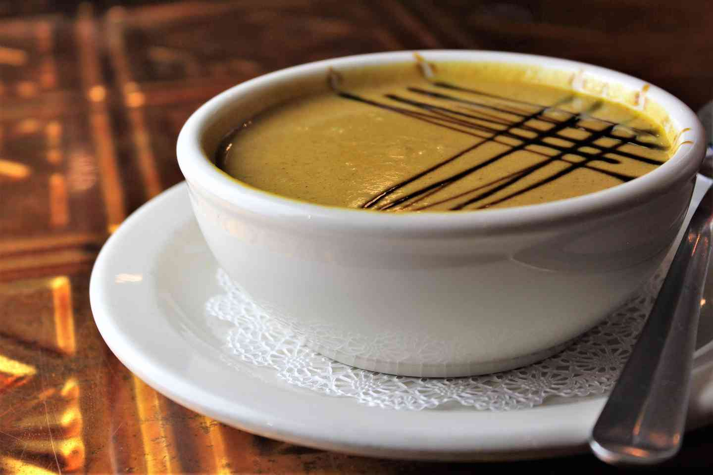 Pumpkin Apple Bisque