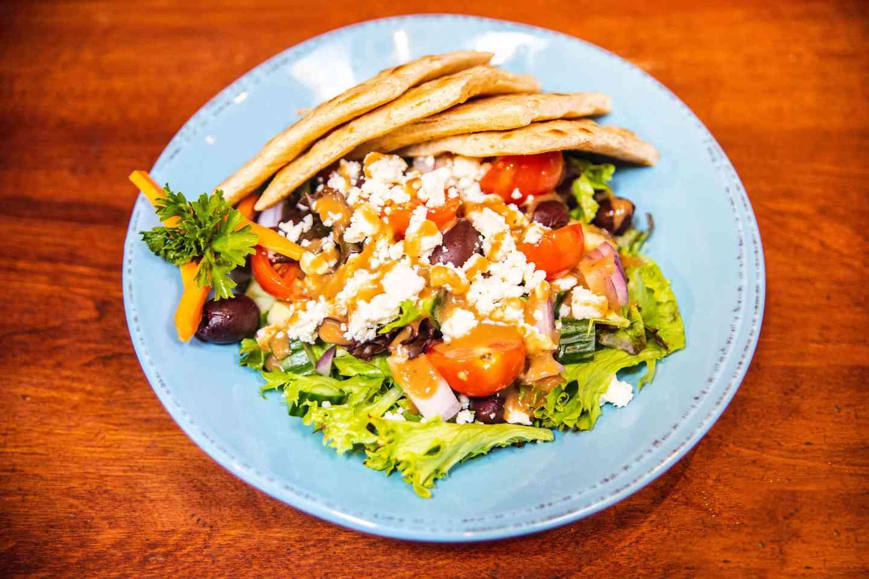 Rose & Crown Greek Salad