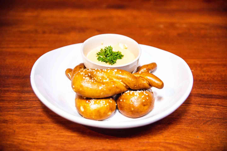Fresh Baked Pretzel Twists