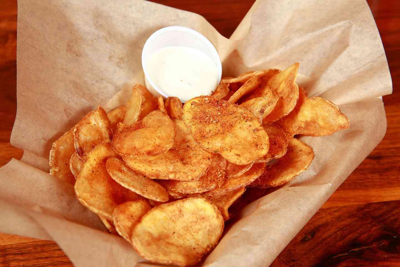Seasoned Pub Chips