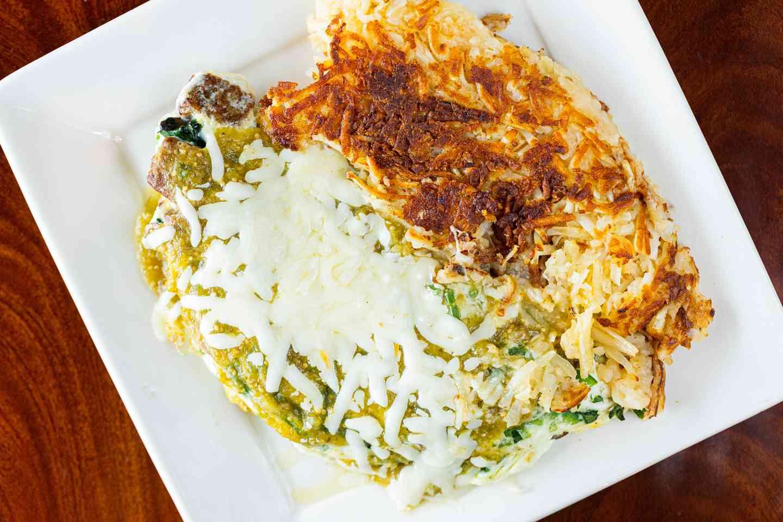 Big Mama Omelette