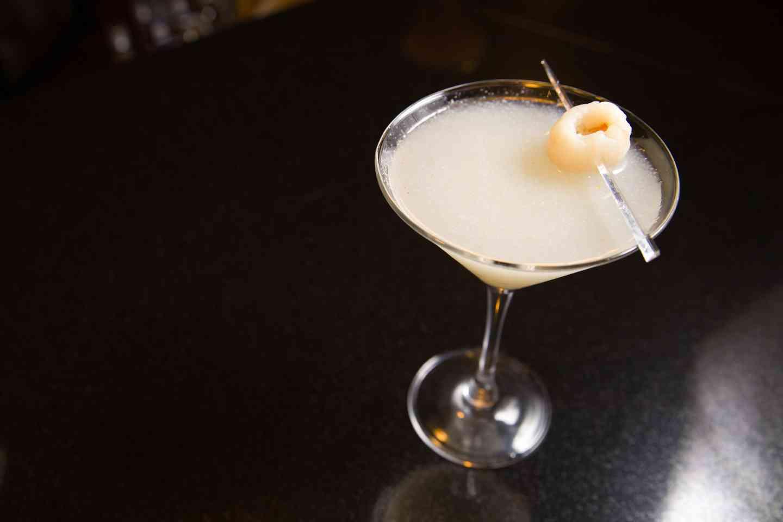 La La Lychee Martini