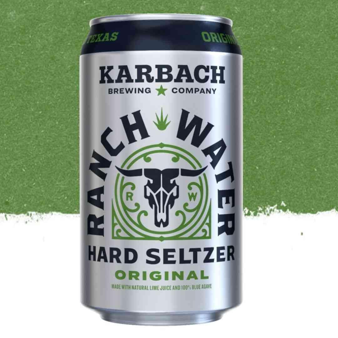 Ranch Water Original – Karbach Brewing Co.