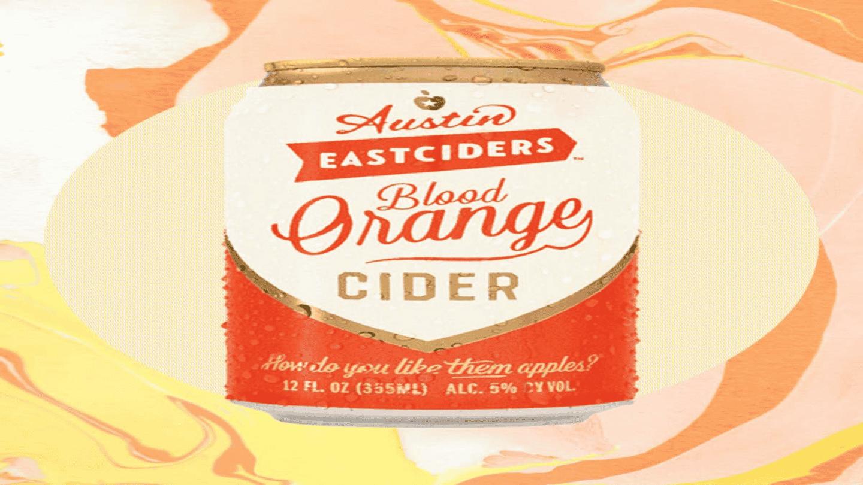 16. Blood Orange Cider 5.0% | na