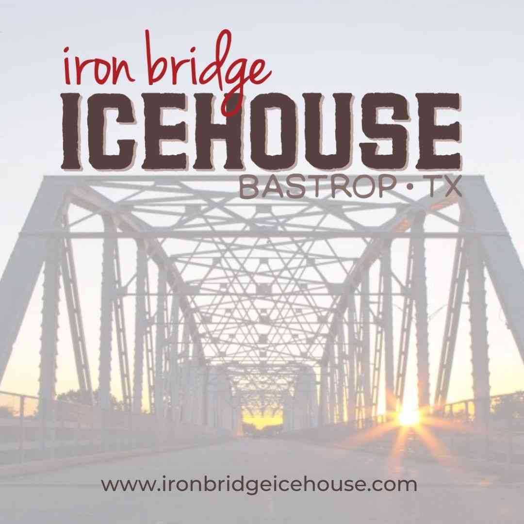 Iron Bridge Icehouse Sticker