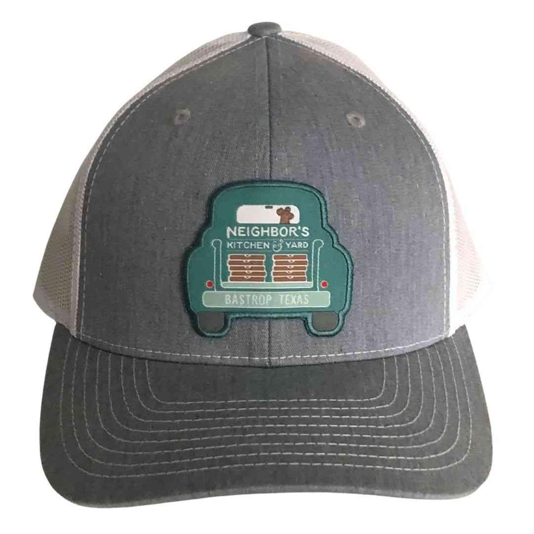 Gray NK&Y Trucker Hat
