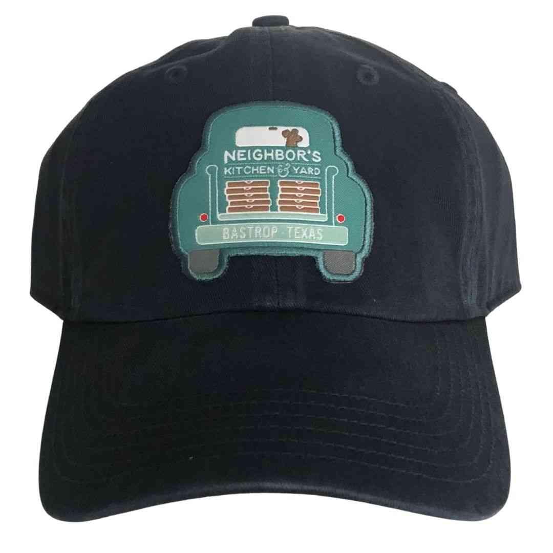 Navy NK&Y Hat