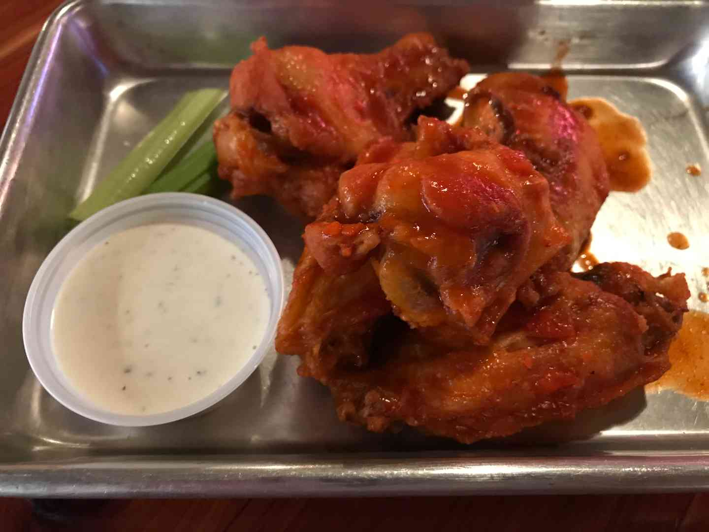 Beer Guzzler Wings