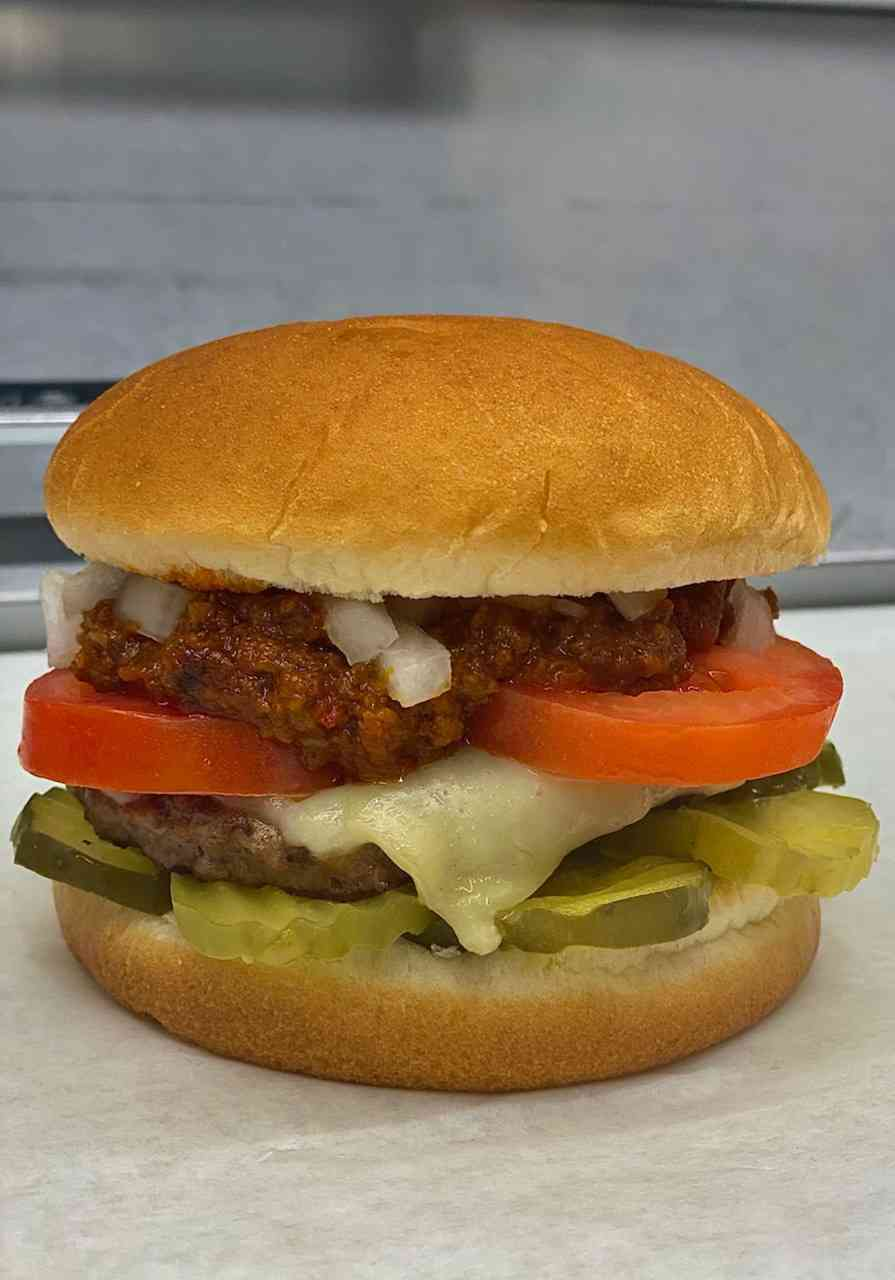 NEW Chili Cheeseburger