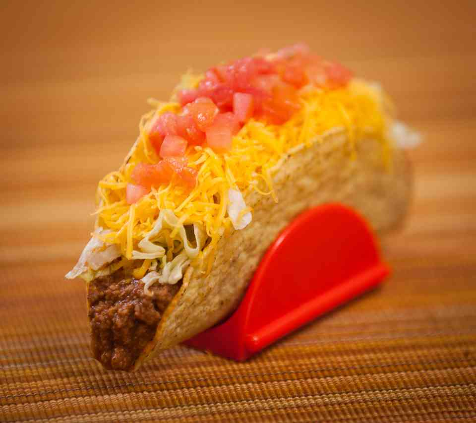 Crispy Hard Shell Taco