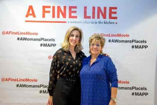 a fine line movie premiere