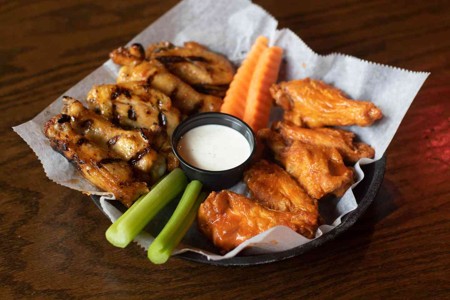 Jumbo Pub Wings