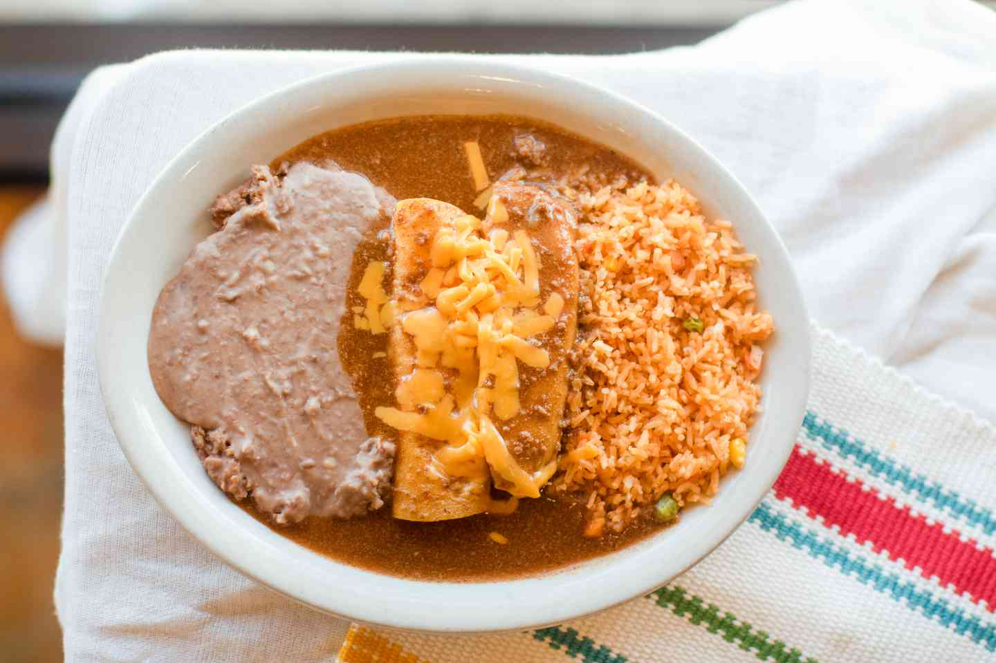 #7 Mexican Plate