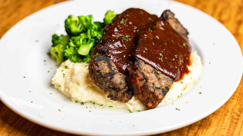 Fireside BBQ Meatloaf